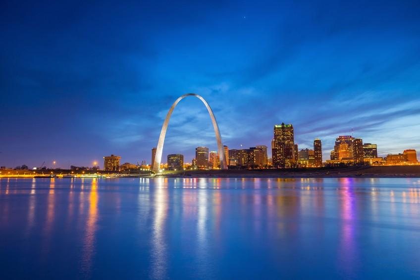 St. Louis downtown