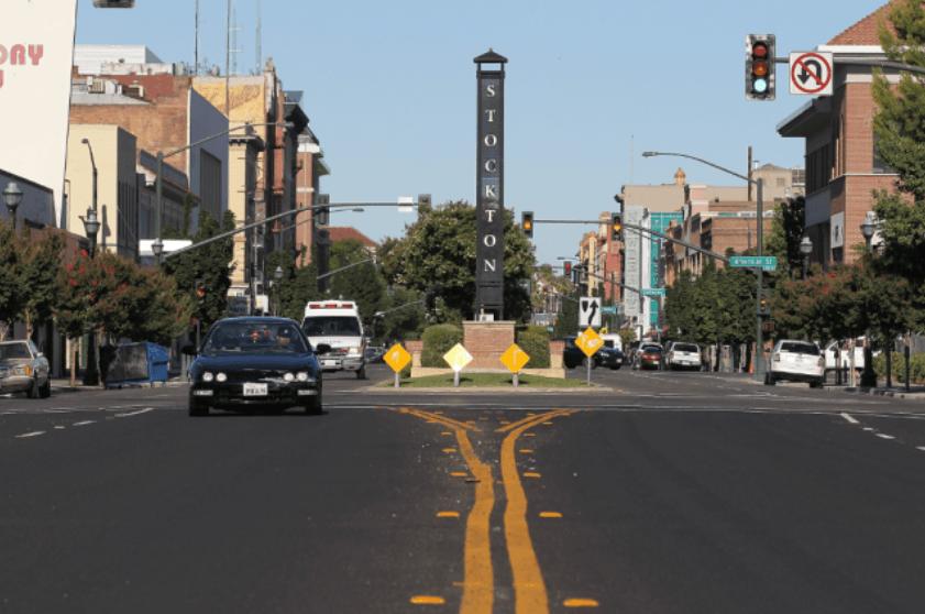 Stockton city