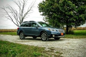 Quick Drive: Getting in Touch With Nature in the Subaru Outback 3.6R