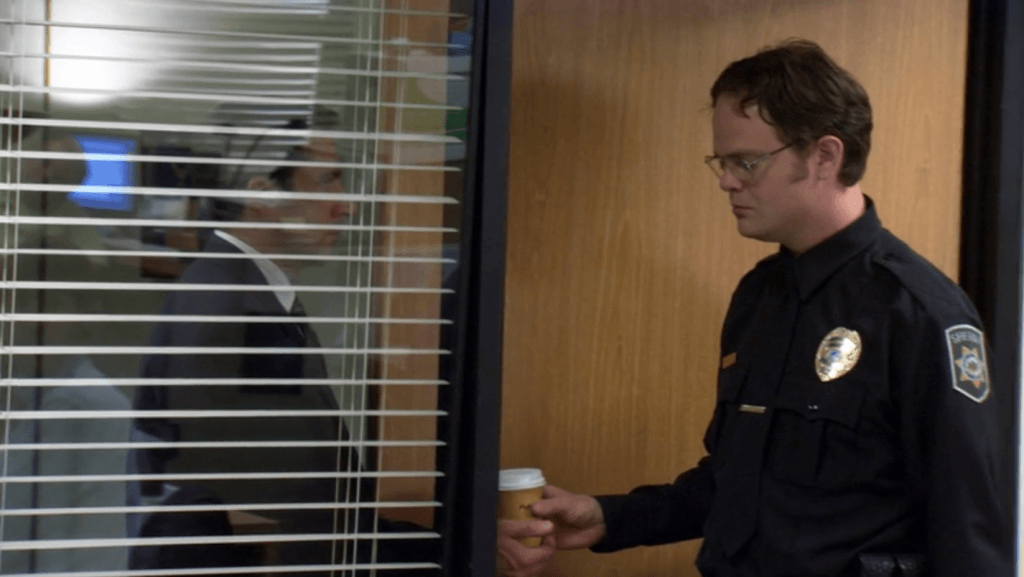 drug testing on The Office