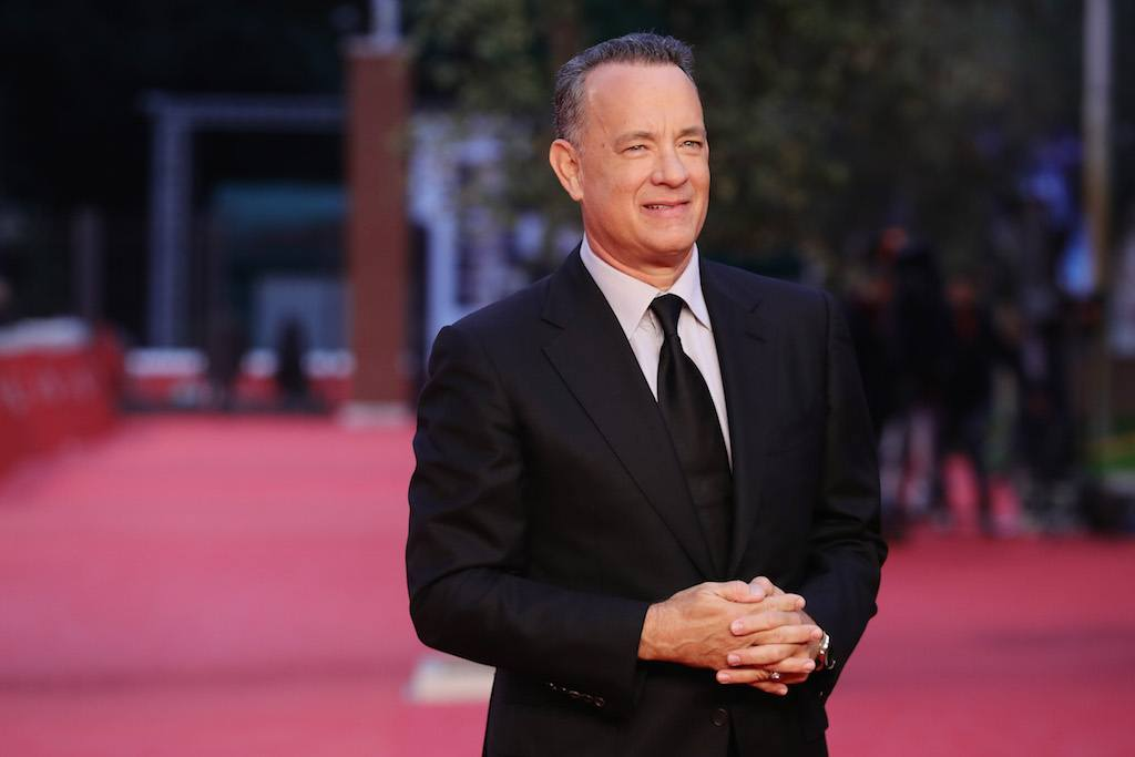 Tom Hanks wants to see the Indians win the Series