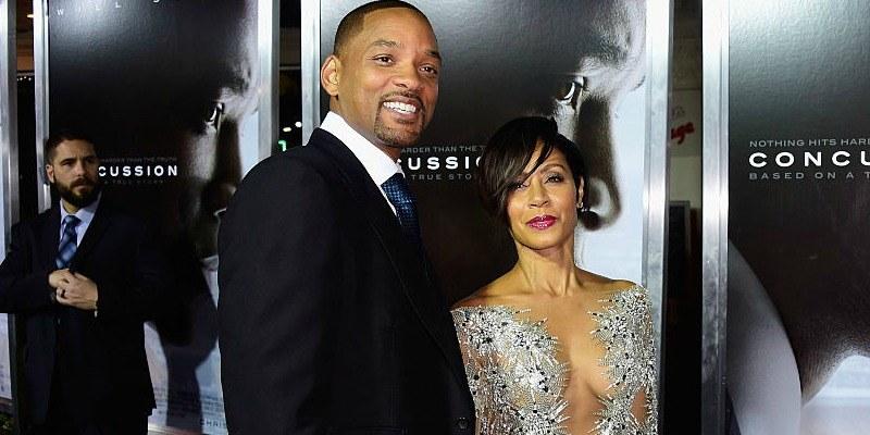 Will and Jada Pinkett-Smith