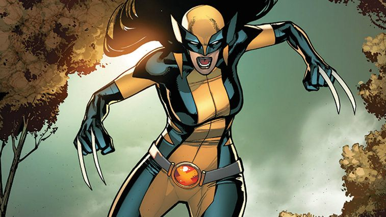 X-23 as Wolverine in Marvel Comics