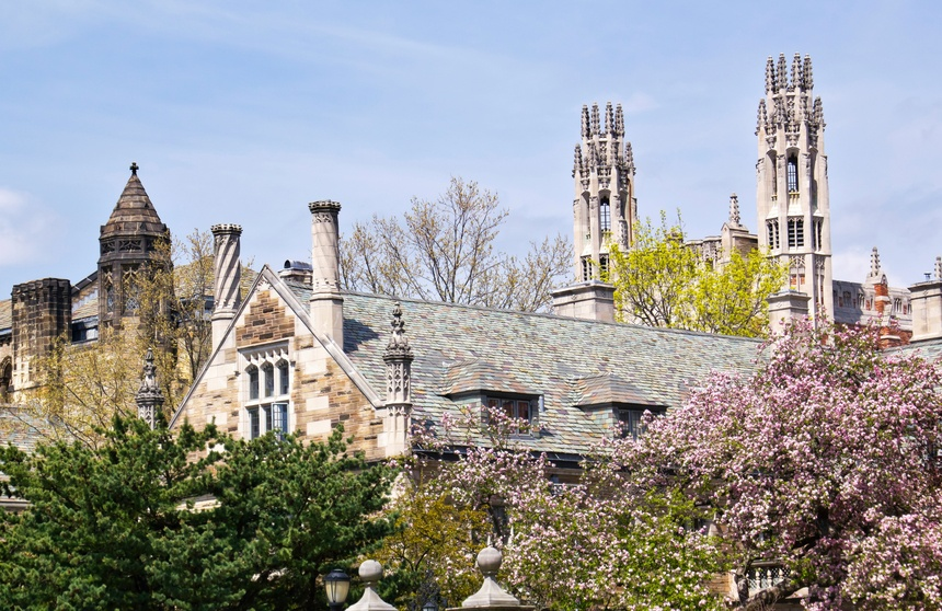 Yale University Sterling Law Building
