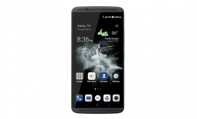 ZTE Axon 7 - best Android phone 2016