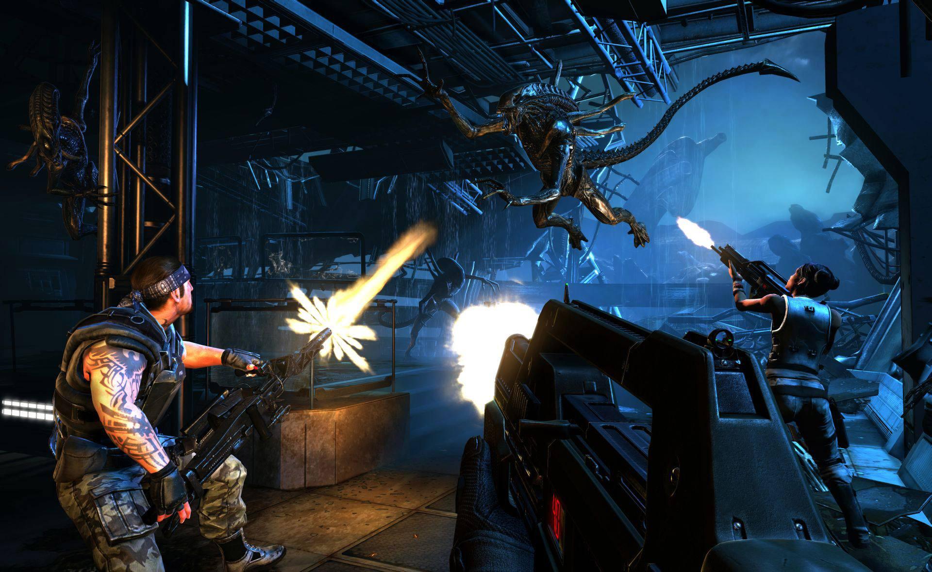 'Alien: Isolation' | Sega