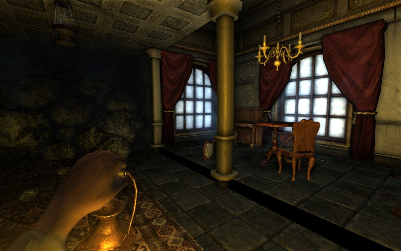'Amnesia: The Dark Descent' | Frictional Games