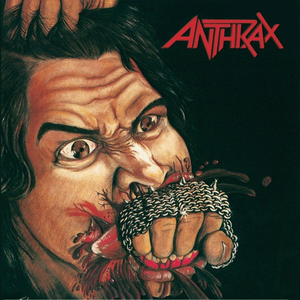 Album artwork for 'Fistful of Metal' by Anthrax