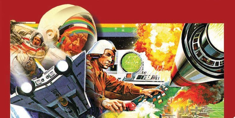 Cover art for 'Atari Flashback Classics Vol. 2'