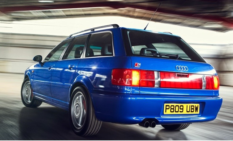 1995 Audi Avant RS2