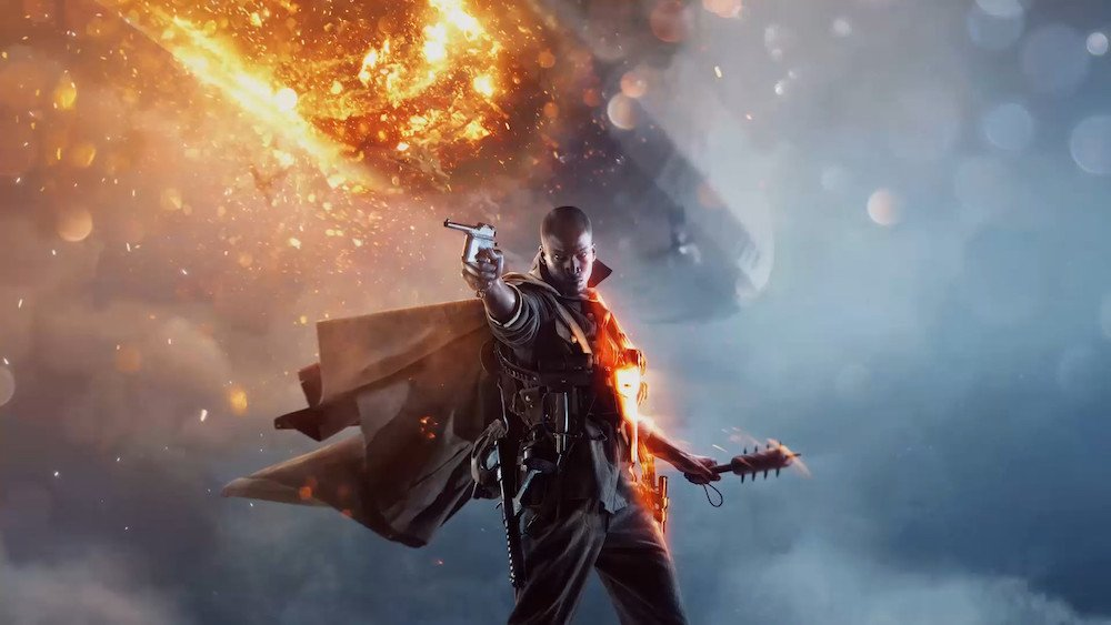 Cover art for 'Battlefield 1'