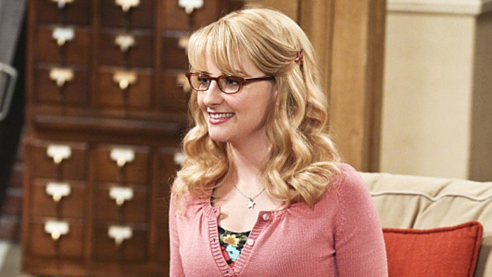 Melissa Rauch as Bernadette in The Big Bang Theory