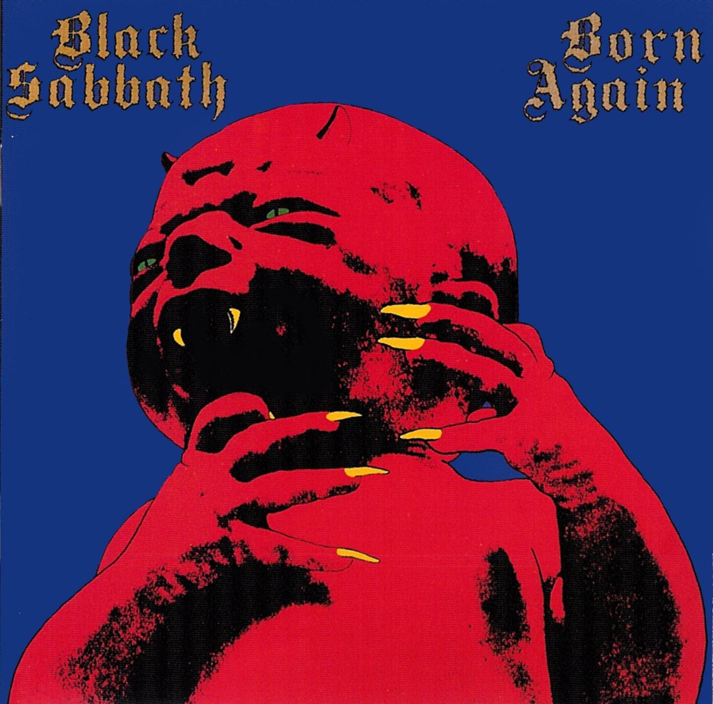 Album artwork for 'Born Again' by Black Sabbath