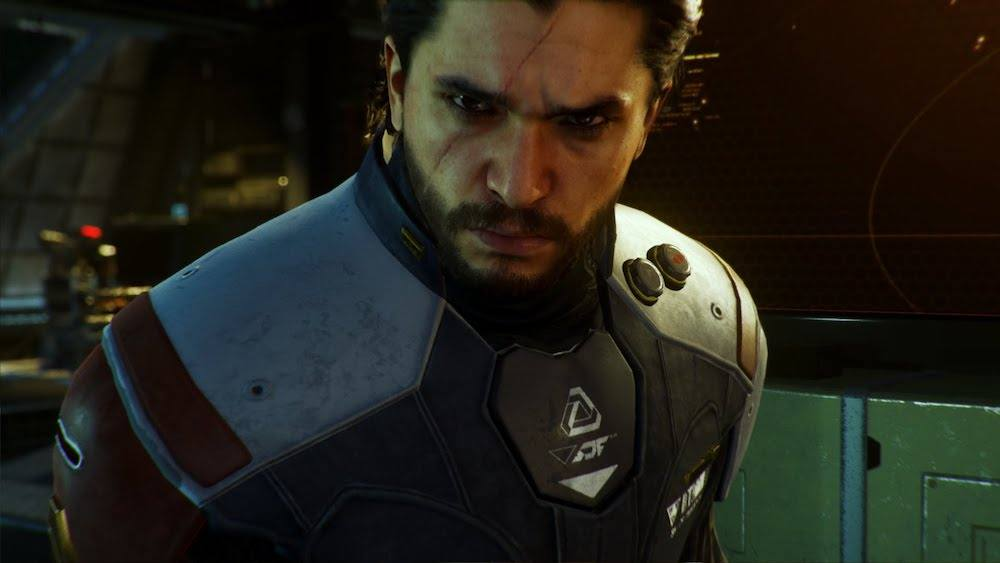 The antagonist of 'Call of Duty: Infinite Warfare'