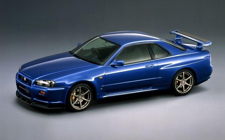 1999 Nissan Skyline R34 GT-R