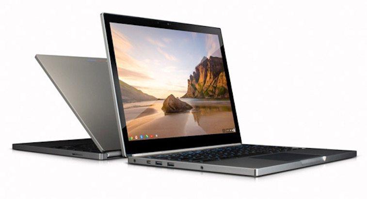 Google Chromebook Pixel laptop