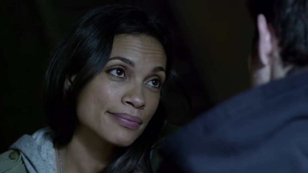 Rosario Dawson as Claire Temple - Netflix