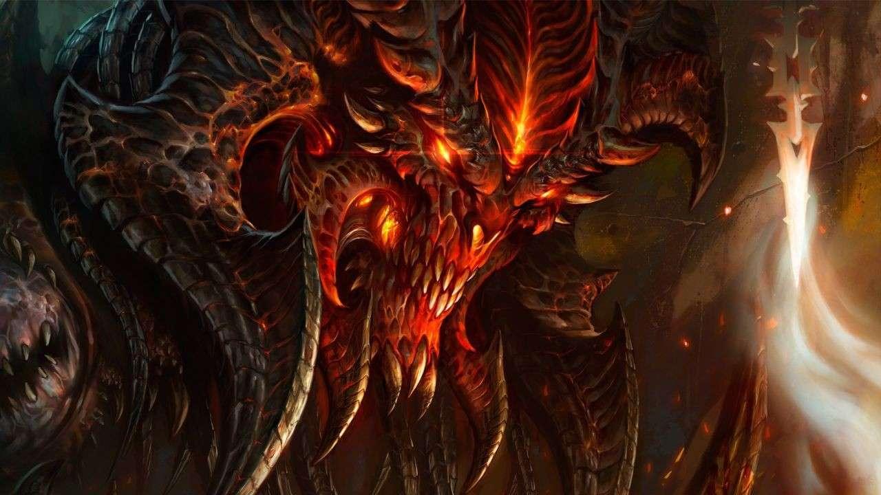 'Diablo 3' promotional art