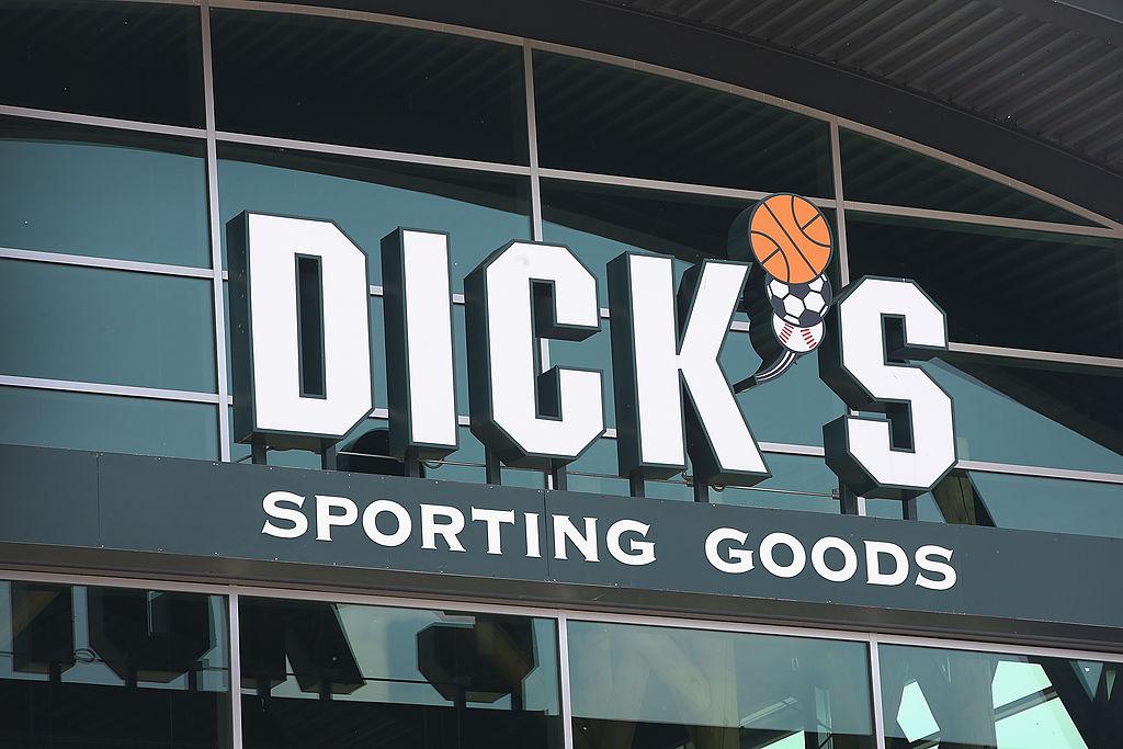 dick's sporting goods