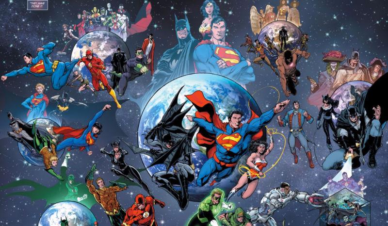 DC Comics universe | DC Comics