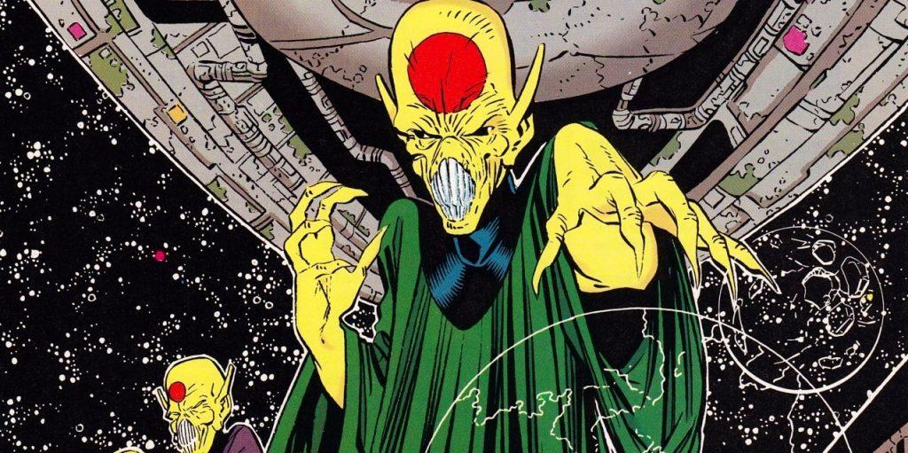 Dominators - DC Comics