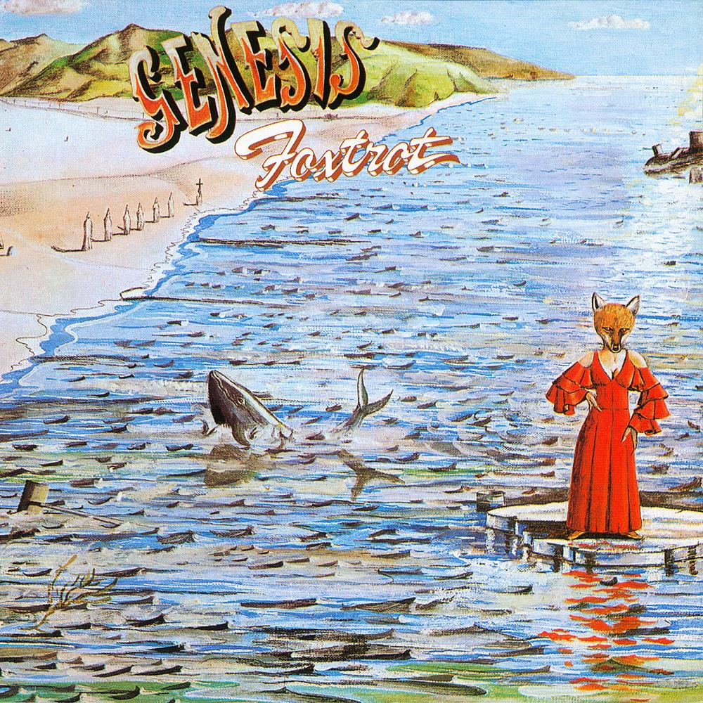 Album artwork for 'Foxtrot' by Genesis