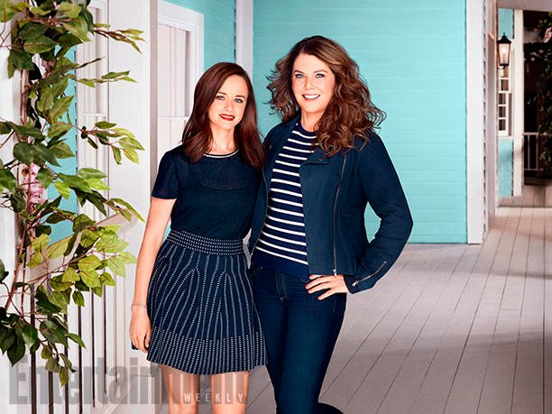 Gilmore Girls | Entertainment Weekly
