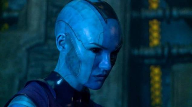 Nebula in Guardians of the Galaxy   Marvel