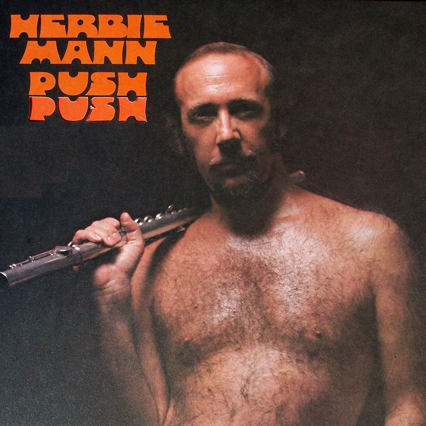 Album artwork for 'Push Push' by Herbie Mann