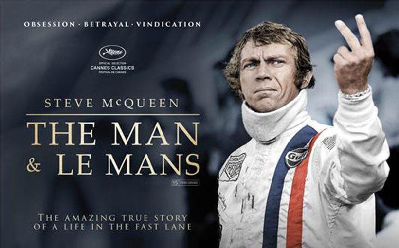 Steve McQueen: The Man & Le Mans   FilmRise