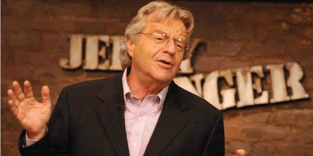 TV personality Jerry Springer