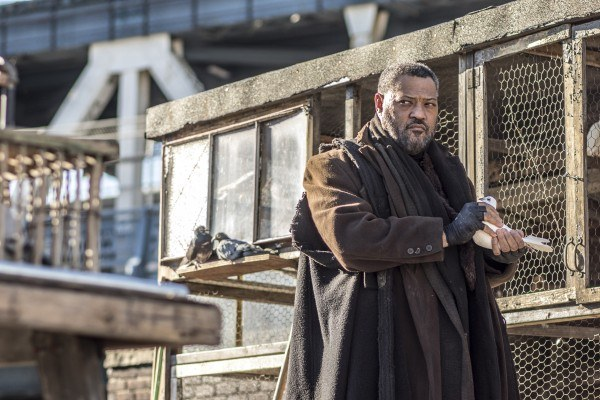 Laurence Fishburne in John Wick 2