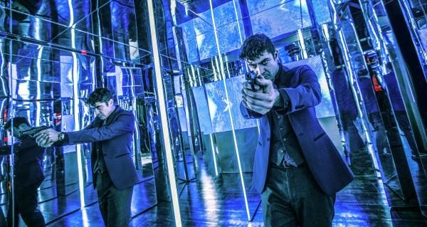 Riccardo Scamario in John Wick 2