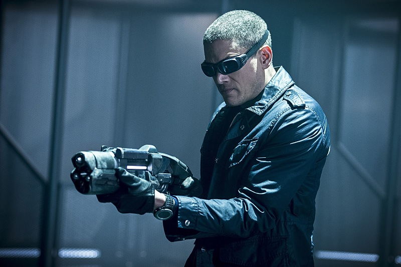 Wentworth Miller as Captain Cold   The CW