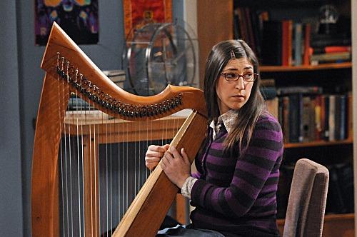 Amy on The Big Bang Theory   CBS