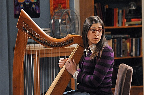 Amy on The Big Bang Theory | CBS