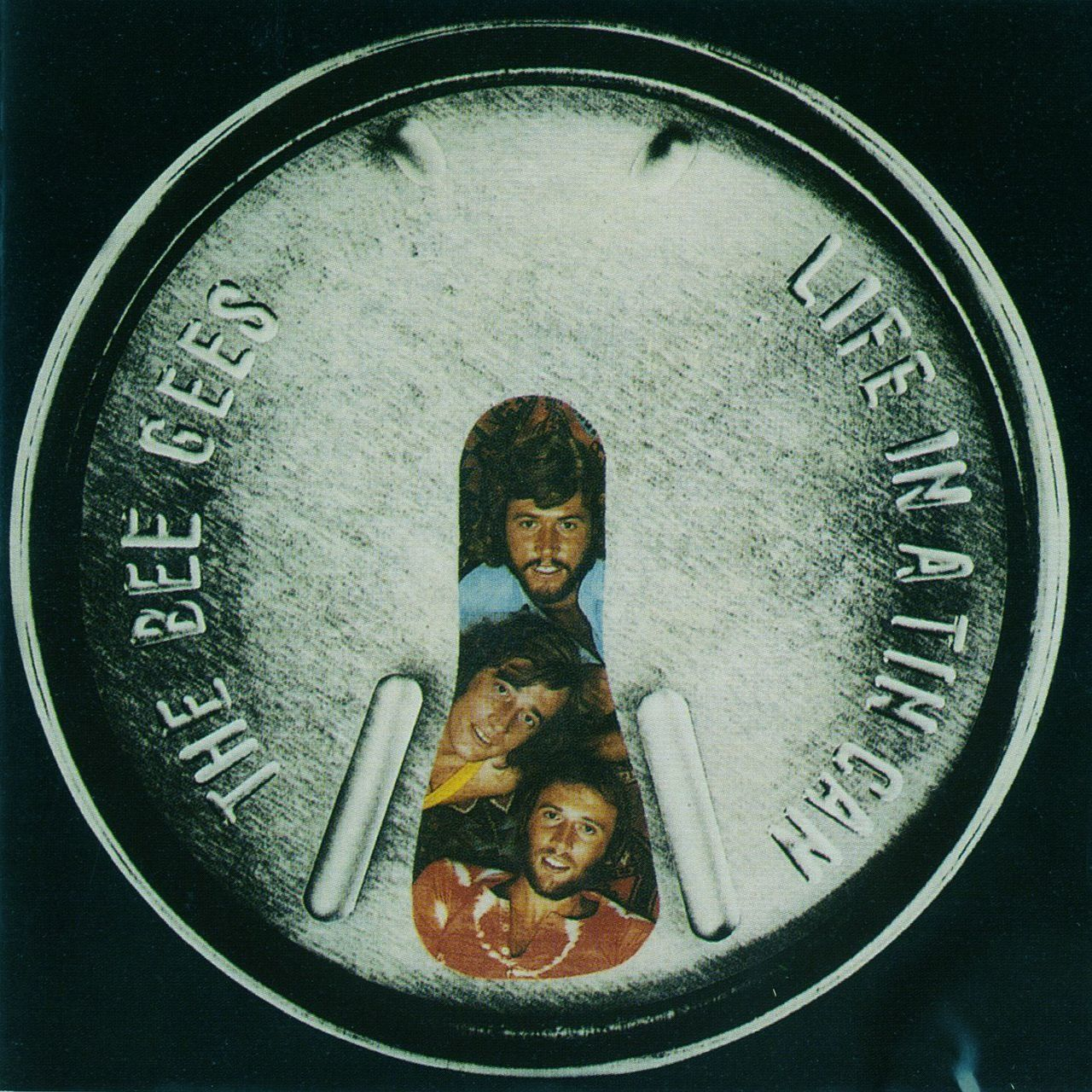 Album artwork for 'Life In A Tin Can' by The Bee Gees