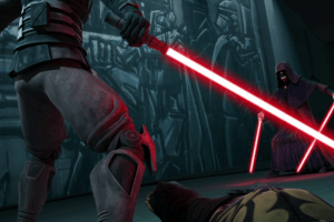 'Star Wars' Signals: We Now Know Why Dark Side Lightsabers Are Red