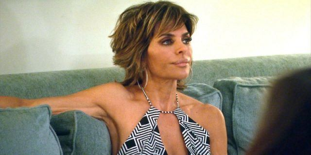 Lisa Rinna in The Real Housewives of Beverly Hills