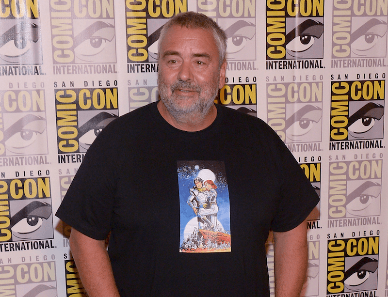 Luc Besson | Dave Mangels/Getty Images