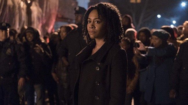 Misty Knight in Marvel's Luke Cage   Netflix