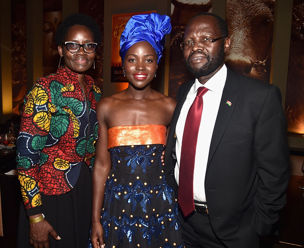 Lupita Nyong'o at an event