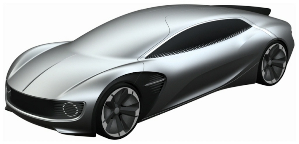 Volkswagen concept design patent | World Intellectual Property Organization registry