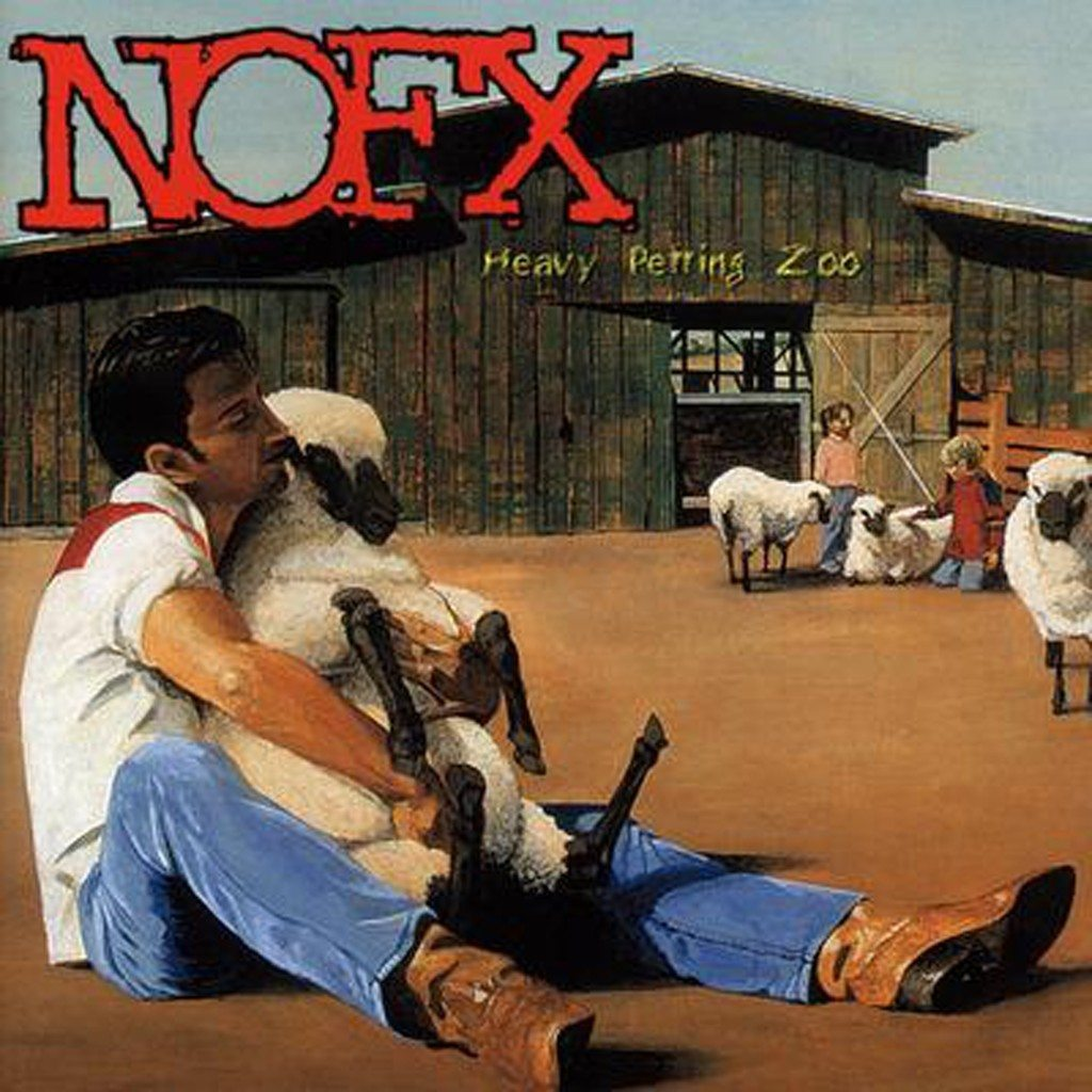 Album artwork for 'Heavy Petting Zoo' by NOFX