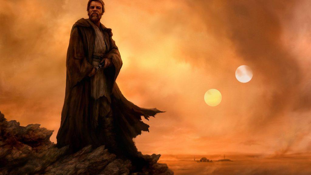 Obi-Wan Kenobi as a con man?