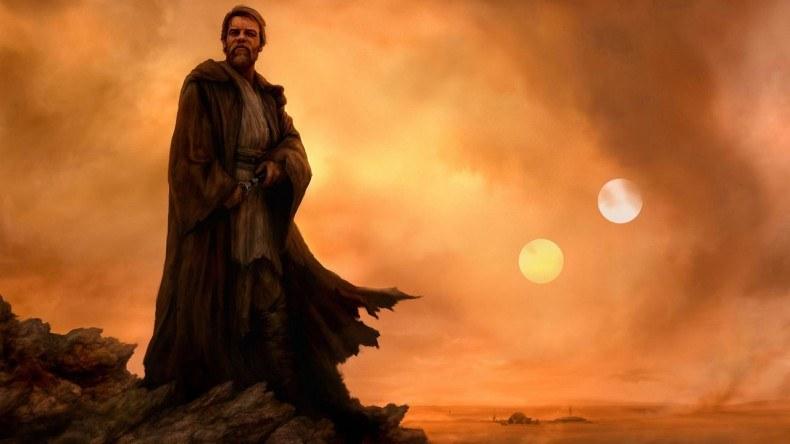 Obi Wan Kenobi Novel
