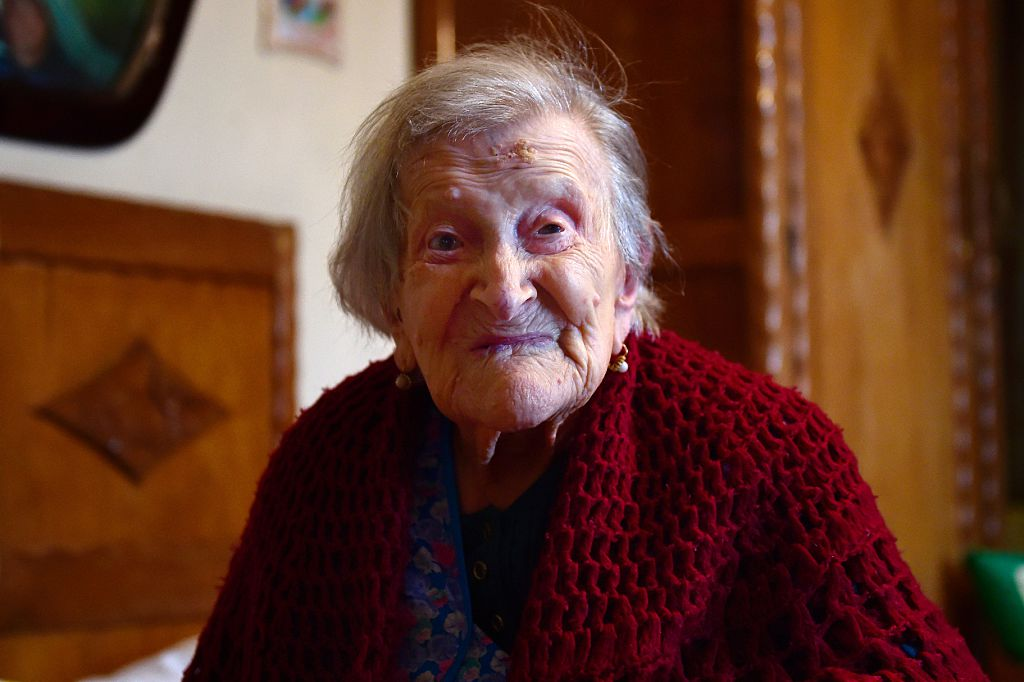 oldest living woman