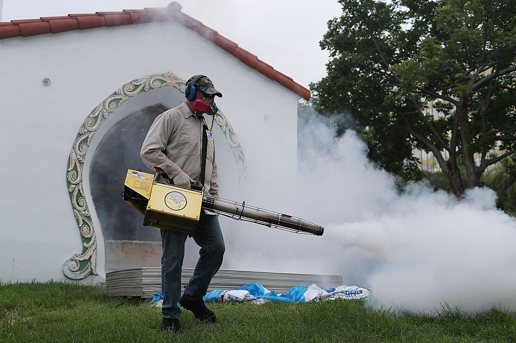 pest control worker