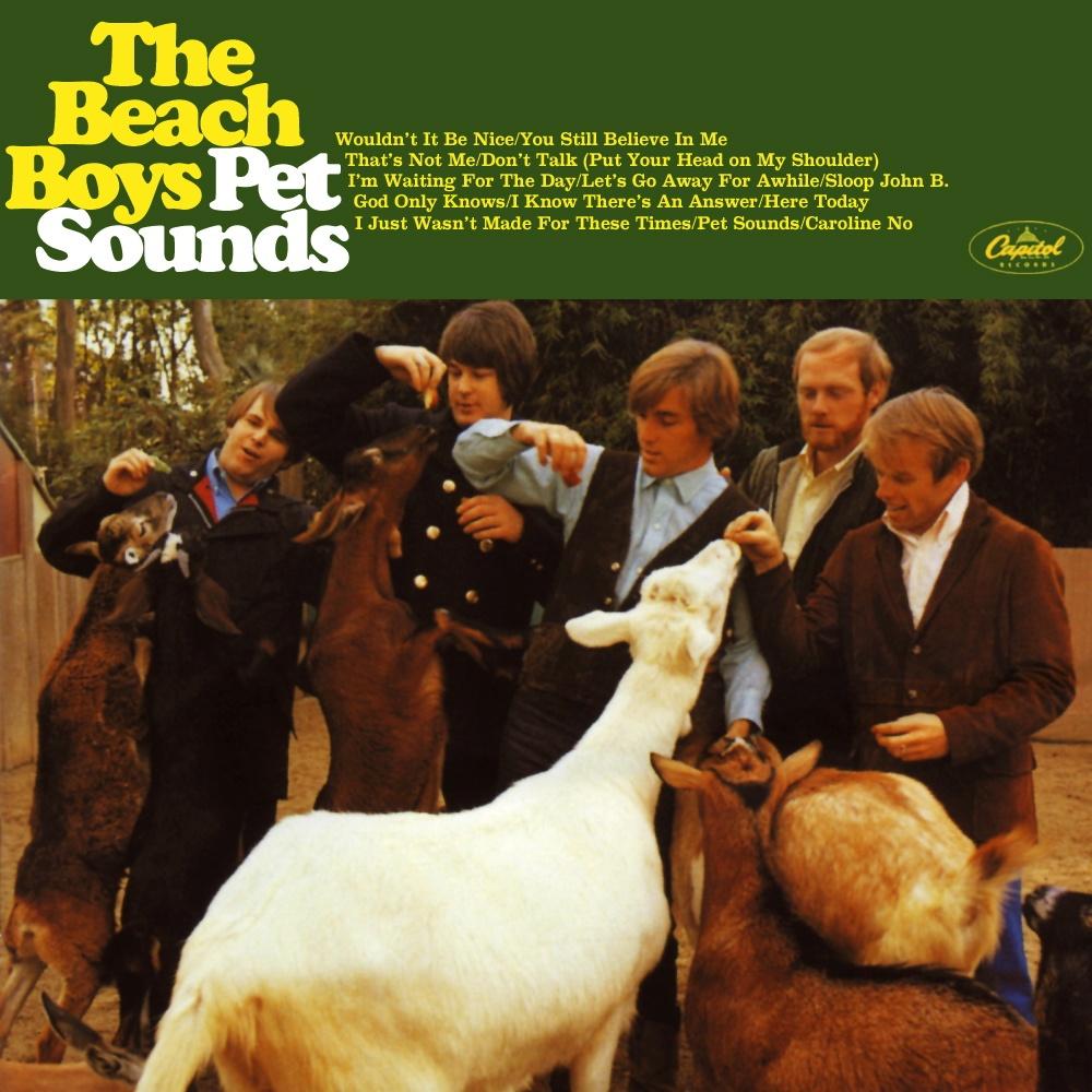 Orange pop records s profile hear the world s sounds - Pet Sounds Captiol