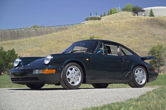 Kết quả hình ảnh cho 1990 Porsche 911 Carrera 4RS Lightweight